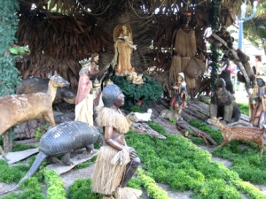 Iquitos town creche