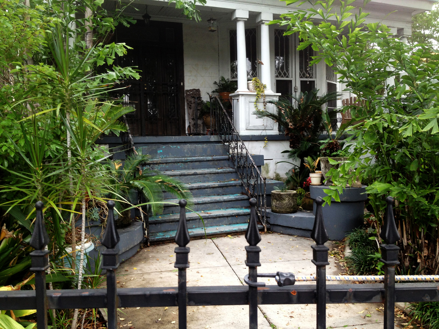 A Fine And Private Place; The Little Courtyard Gardens Of New Orleans  Entice Discreetly From