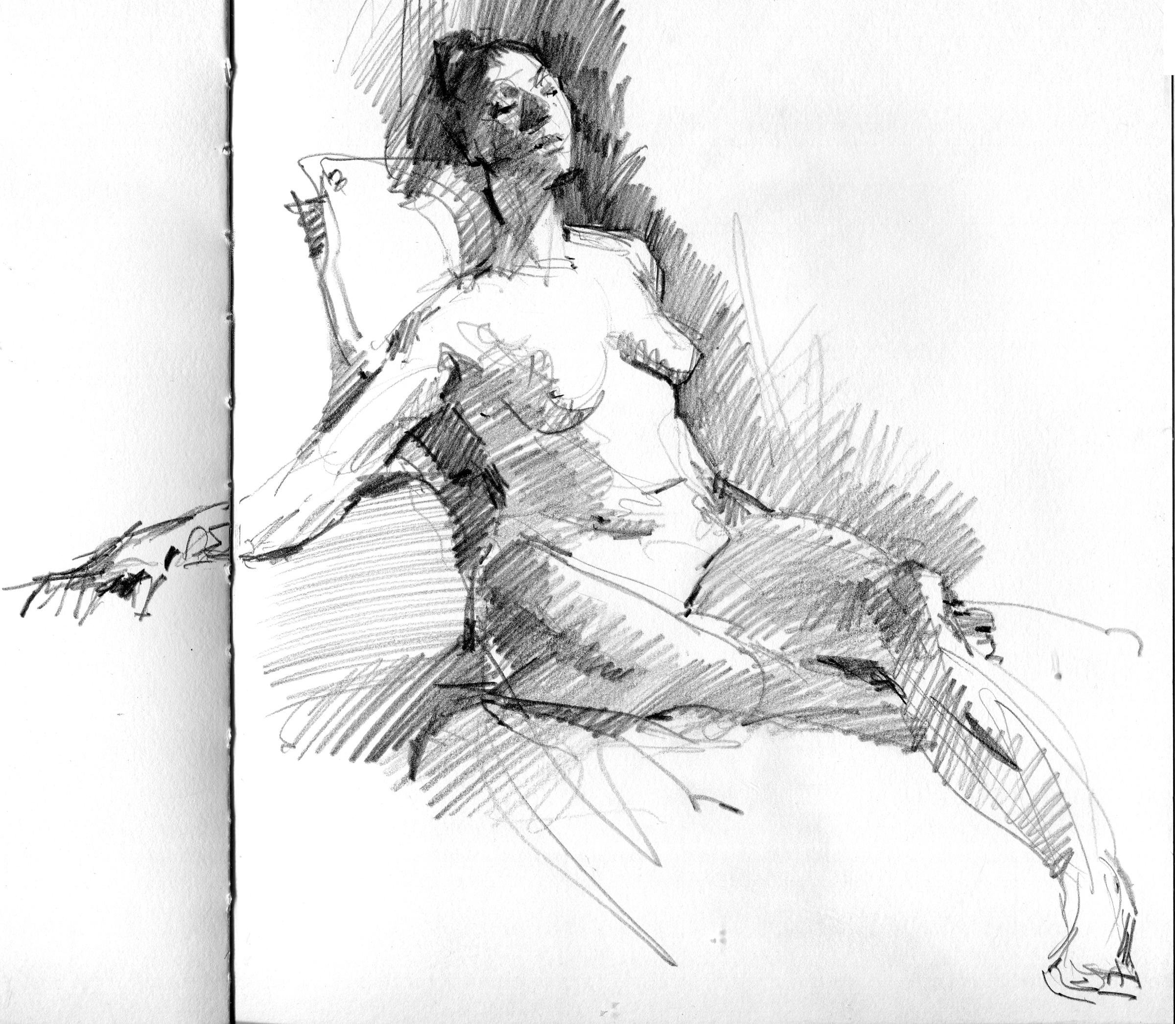 figure drawing u2013 drawing the motmot